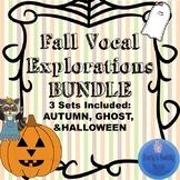 Fall Vocal Explorations Bundle