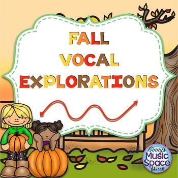 Fall Vocal Explorations, Vol. 2
