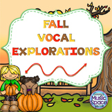 Fall Vocal Pitch Explorations, Vol. 2