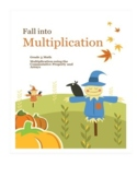 Fall WS Commutative Property of Multiplication with Arrays