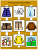 Fall Weather Matching Book (Adapted Book)