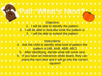 Fall What's Next