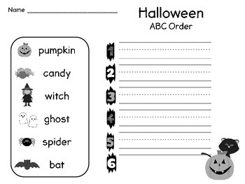 Fall/Winter  ABC Order