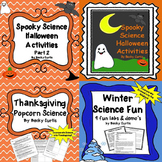 Fall & Winter Science Lab Bundle