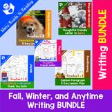 Writing  Activities BUNDLE Grades 1-2