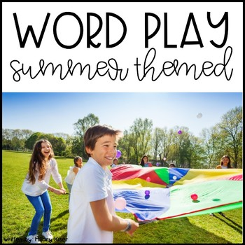 Summer Word Play