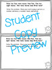 Fall Word Problems & Interactive Notebook Freebie!!!