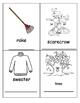 Fall Words Booklet: Kindergarten