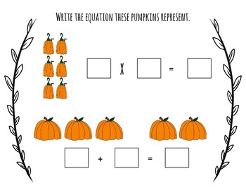 Fall Workbook English, Writing, and Math