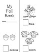 Fall Worksheets and Activities