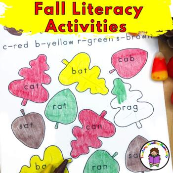 Fall Worksheets and Activities for Kindergarten