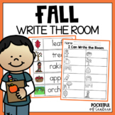 Fall Write the Room