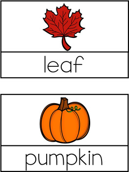 Fall Write the Room: A Writing Station Activity