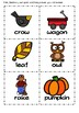 Fall Write the Room Activity