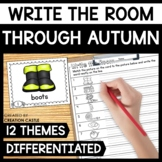 Fall Write the Room Bundle