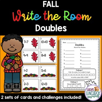 Fall Write the Room - Doubles