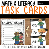 Fall Write the Room Task Cards
