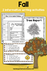 Fall Writing Activities - Narrative, Informative, and Opinion Writing Templates