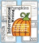 Fall Writing BUNDLE: Opinion Informational and Personal Narrative Units