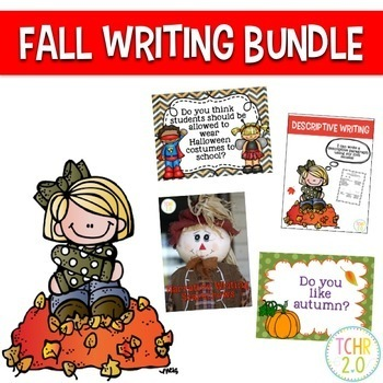 Fall Writing Bundle