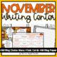 Fall Writing Center Bundle