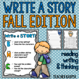 Fall Writing Centers: Idea Development for BME Beginning Middle End