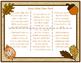 Fall Writing Choice Boards
