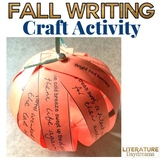 Fall Writing Craft Activity