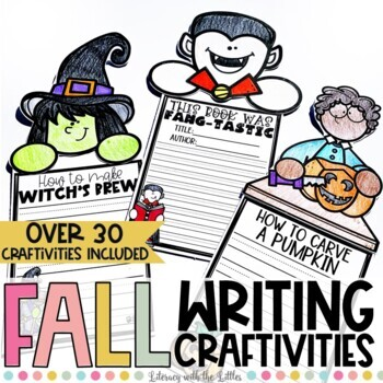 Fall Writing Craftivities