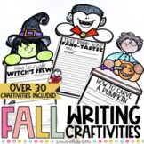 Fall Writing Craftivities