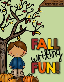 Fall Writing Fun!
