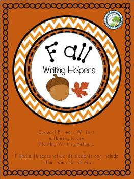Fall Writing Helper