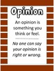 Fall Writing-Informative Opinion Narrative CCSS
