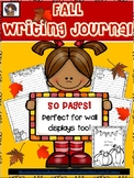 Fall Writing Journal
