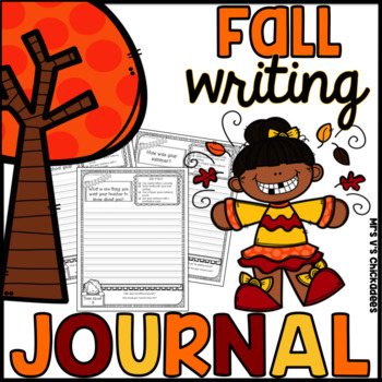 Fall Writing Journal, Writing Conference Forms, Writing Checklists and MORE!