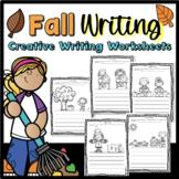 Fall Writing {Kindergarten or First Grade}