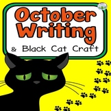 Fall Writing October Black Cat