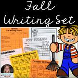 Fall Writing Pack
