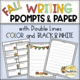 Fall Writing Paper - HWT Lines