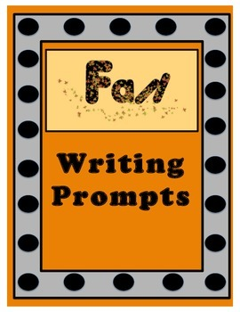 Writing Prompts ~ Fall ~