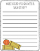 Fall Writing Prompts - 4th/5th Grade