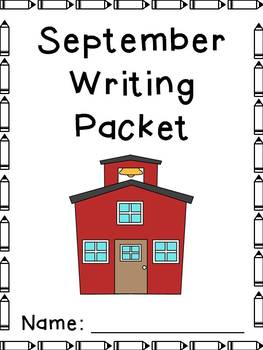 Fall Writing Prompts- Differentiated