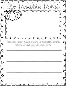 Fall Writing Prompts! FREEBIE