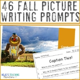 Fall Writing Prompts | Includes Halloween Writing Prompts