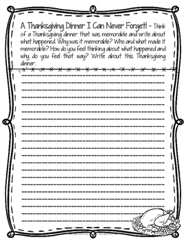 Fall Writing Prompts Freebie!!