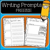 Writing Prompts Freebie