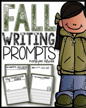 Fall Writing Prompts [K-3]
