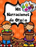 Fall Writing Prompts in Spanish