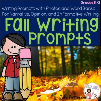 Fall Writing Prompts