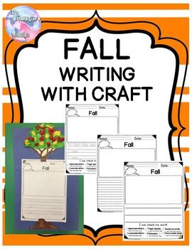 Fall Writing and Craft